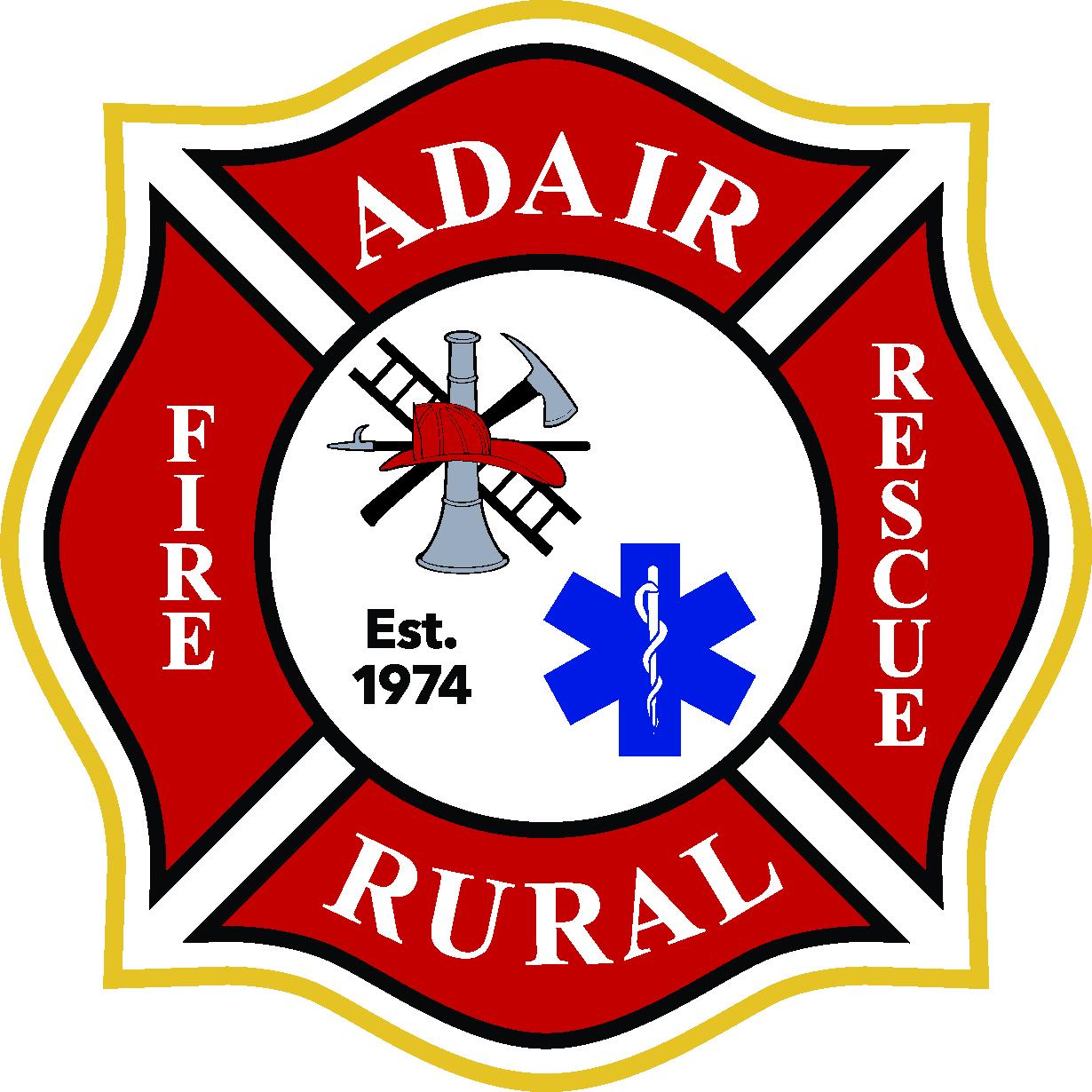 Adair Rural Fire & Rescue